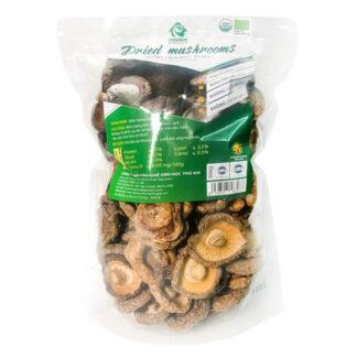 Nấm hương khô hữu cơ Phú Gia 300g