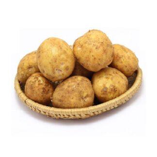 Khoai tây vàng hữu cơ giống Đức