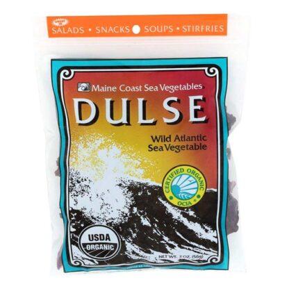 Tảo biển hữu cơ Đại Tây Dương Dulse Leaf 56g