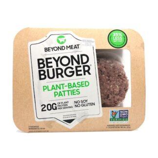 Beyond Meat nhân burger chay vị nguyên bản 227g